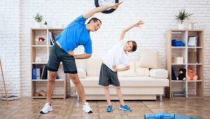 exercise helps manage asthma