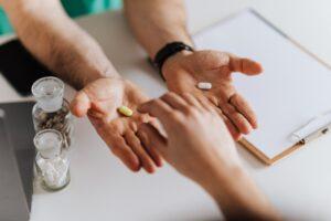 senior manage medication